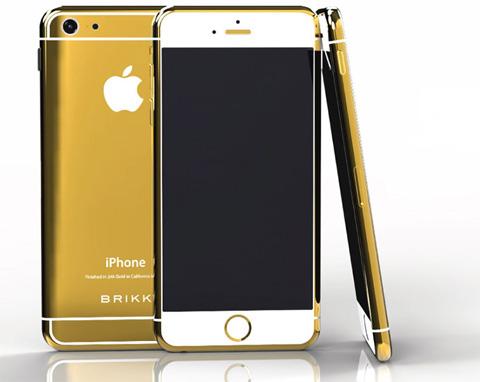 純金・プラチナ仕様の「iPhone 6」予約受付開始!