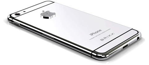 『Lux iPhone 6』プラチナモデル