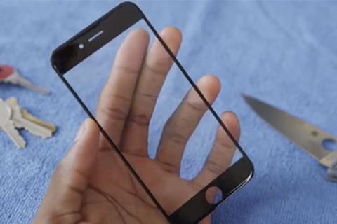 「iPhone 6」フロントパネルにサファイアガラスは搭載されない?