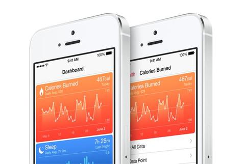アプリ Health