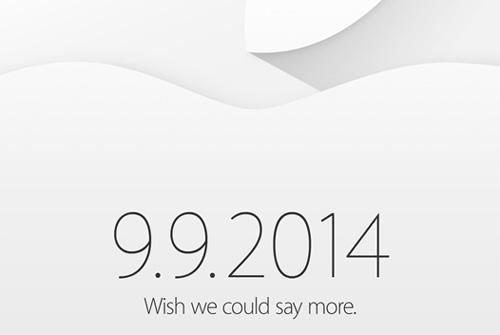Apple、今年の発表iPhoneイベントは9月9日