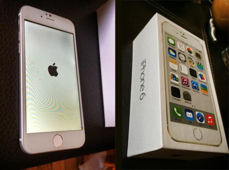 iPhone 6 リーク画像