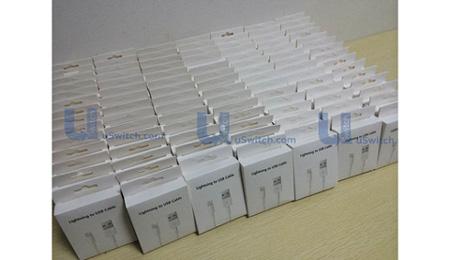 iPhone 6用Lightningケーブルのパッケージ画像2
