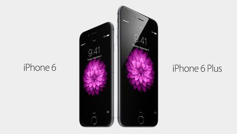 iPhone 6 / 6 Plus デザイン