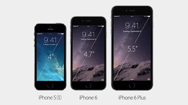 iPhone 6 /iPhone 6Plus 詳細スペックまとめ
