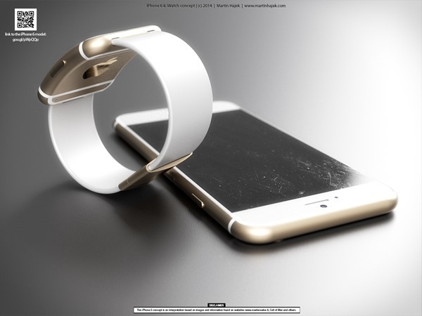 iPhone6 iWatch