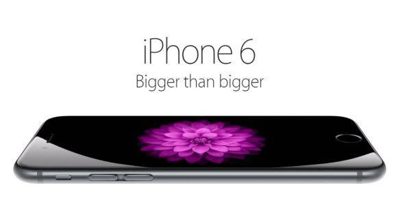 Apple、iPhone 6/iPhone 6 Plusを発表!予約受付は12日 発売は19日から