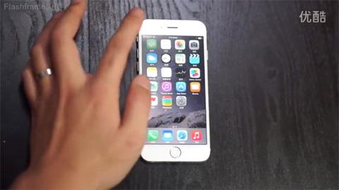 一番最初のiPhone 6動画レビューが公開?おサイフケータイ機能は実現される?