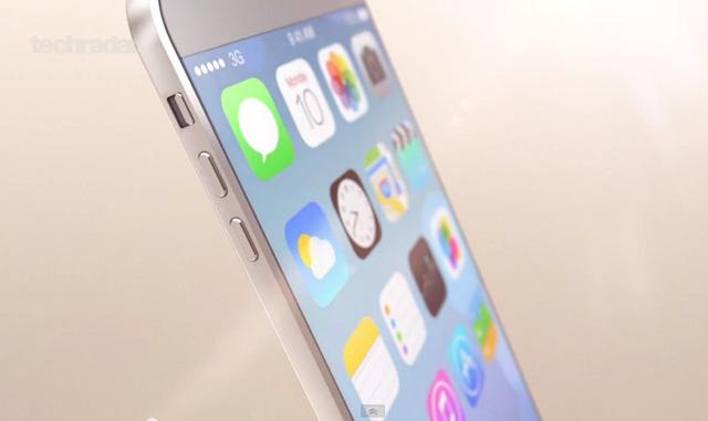 iPhone 6 予想画像(TechRader)