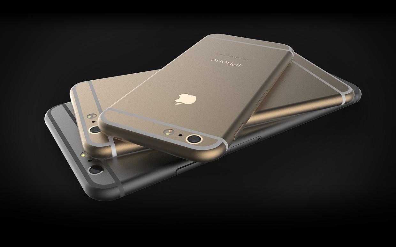 iPhone6sのコンセプト画像