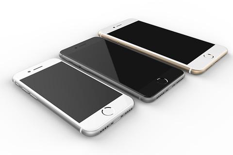 iPhone6sのコンセプト画像が公開される。iPhone6s mini 4インチモデルの存在も