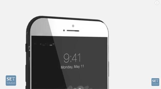 iPhone Air コンセプト画像1