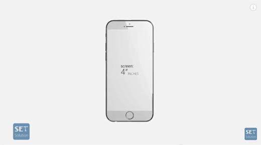 iPhone Air コンセプト画像2