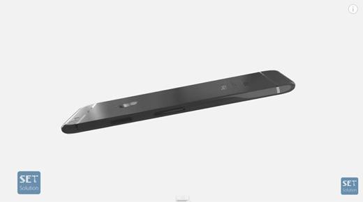 iPhone Air コンセプト画像3