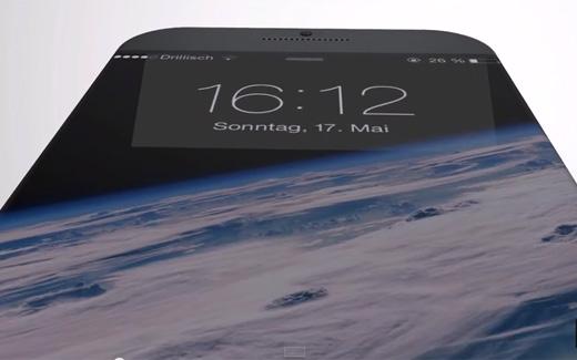 Galaxy S6 Edgeを意識している!? iPhone7のコンセプト動画が公開