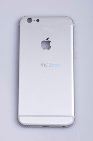 現行iPhone6とほぼ同一サイズ
