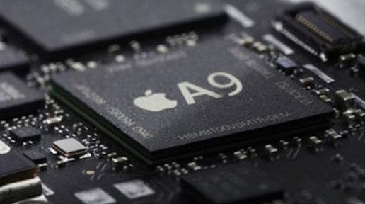iPhone6s用A9チップをSamsung、TSMC両社が製造開始