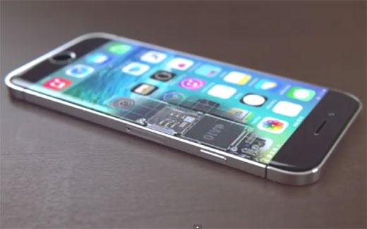 最新のiPhone7コンセプトデザインが公開される