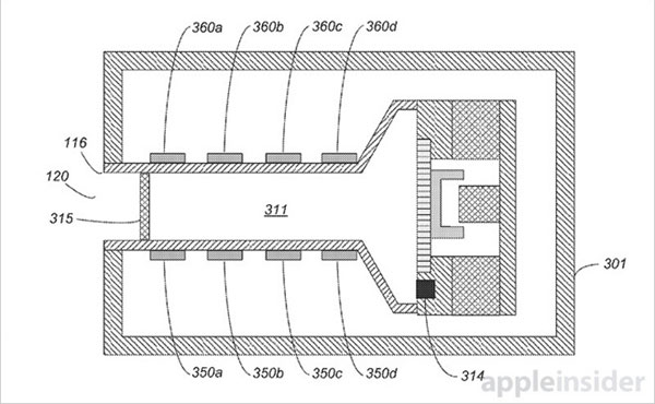 iPhone7、液体排出技術により防水仕様になる?Apple、特許申請で判明