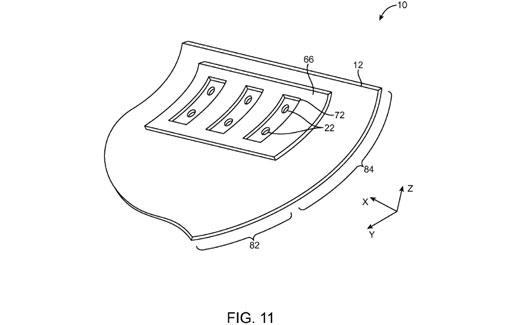 Apple、液体などからiPhoneの開口部を保護するためのアクティブシャッターを開発