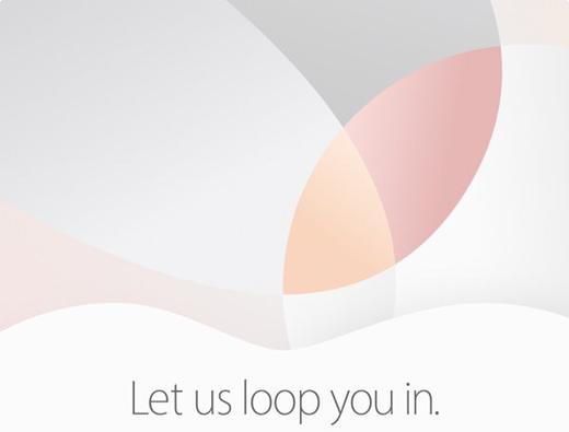 Apple、3月22日午前2時に発表イベントを開催