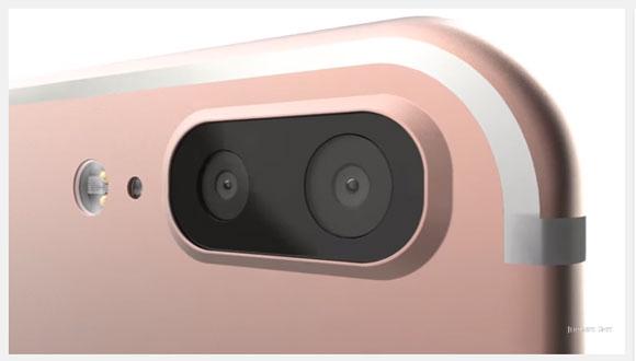 iPhone 7Plusのデュアルカメラ搭載見送り確定か?