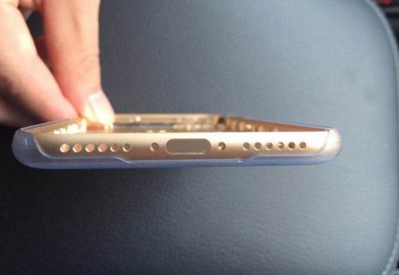 遂にiPhone 7の筐体実物画像がリークか!?