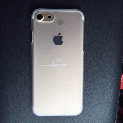 iPhone 7筐体実物画像リーク