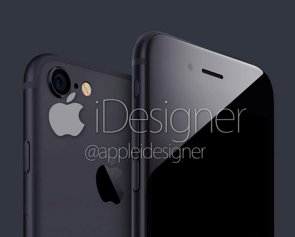 iPhone7に待望のカラー「ブラック」が採用か?5色展開になる可能性も