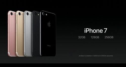 iPhone 7 / 7 Plus 新機能・スペックまとめ