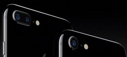 新型iPhone7カメラ
