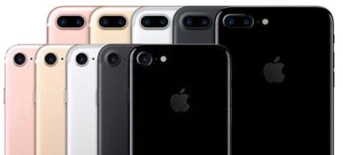 新型iPhone7カラー