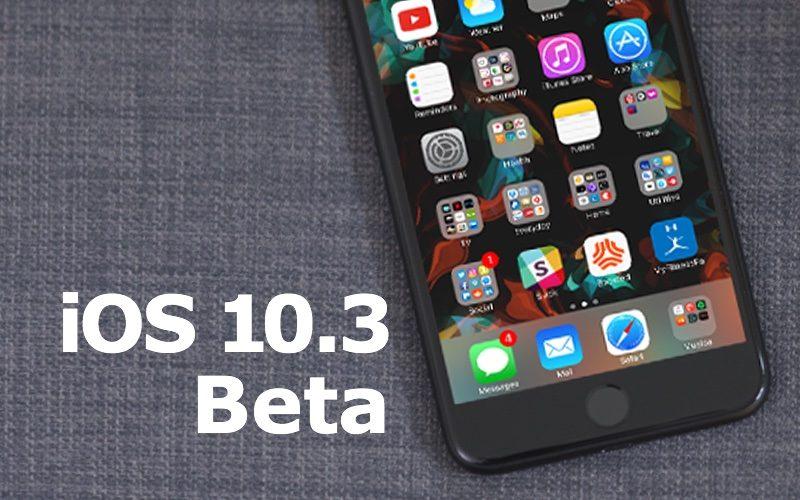 Apple、開発者向けに「iOS 10.3 beta 6」をリリース