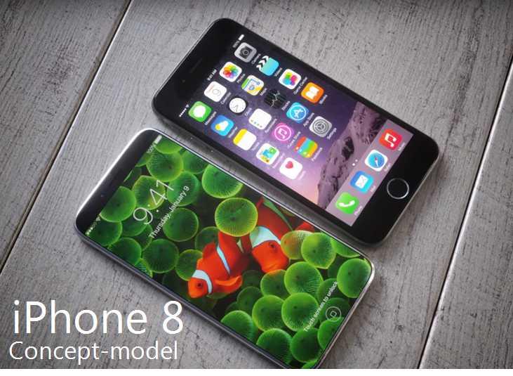 iPhone 8のコンセプトムービー3連発