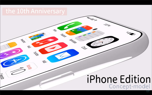iPhone Editionのコンセプトムービー