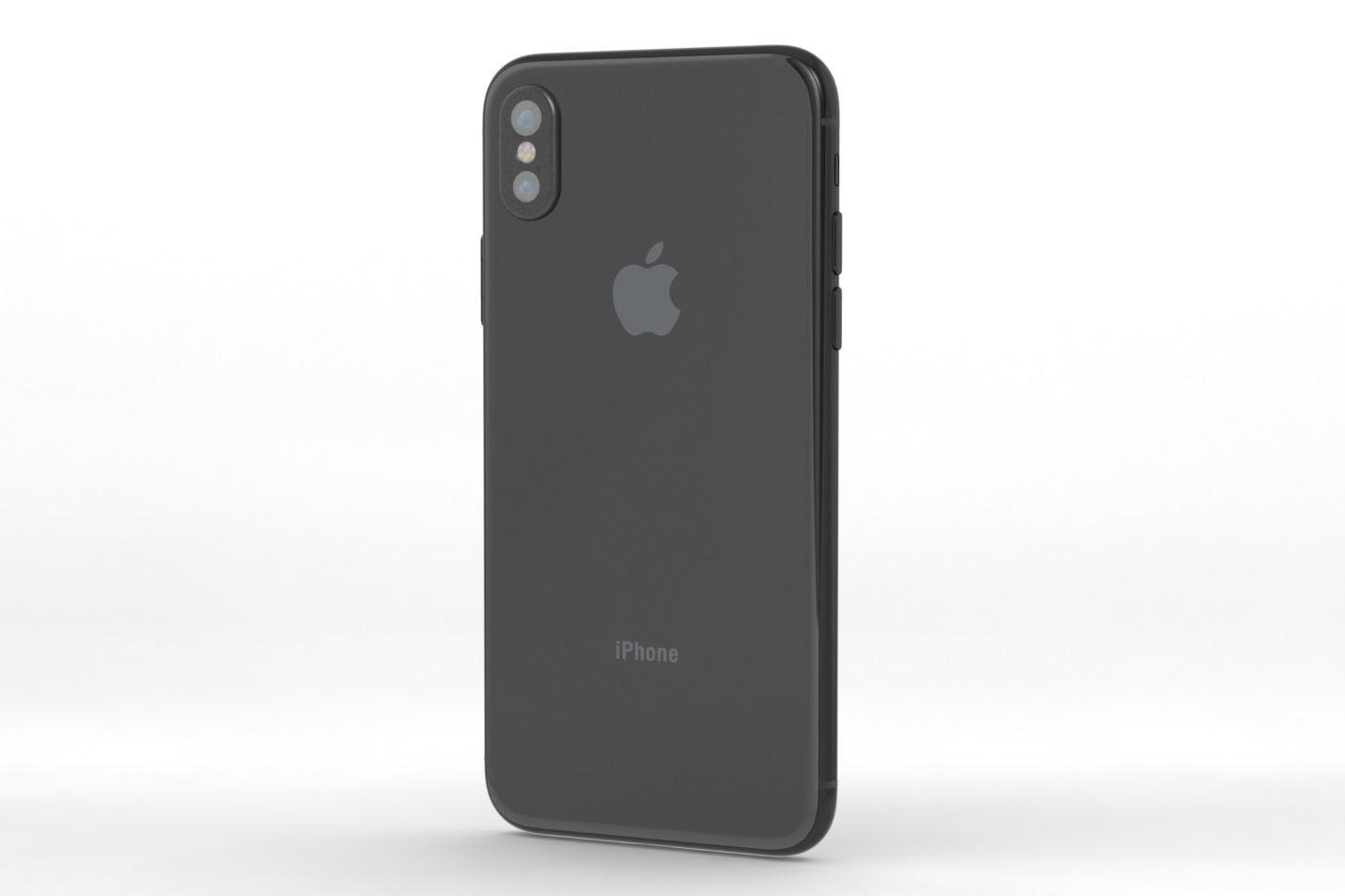 次期iPhone8のデザイン