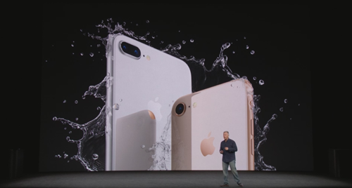 iPhone8とiPhone7の耐水性能は信頼できる?
