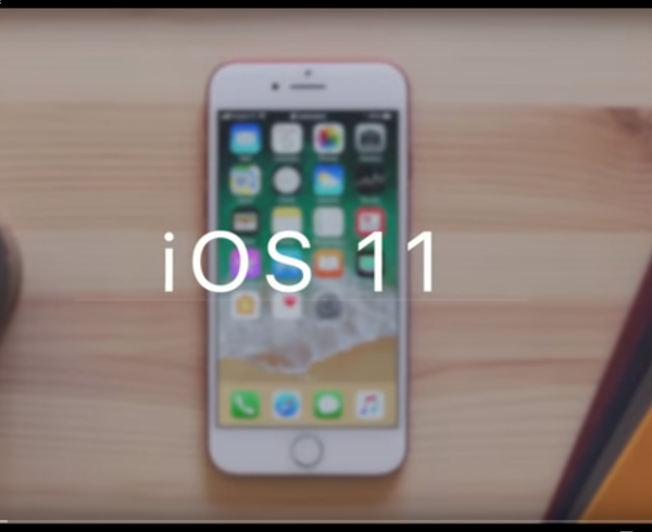 iOS11はSafariで直接QRコードが読める