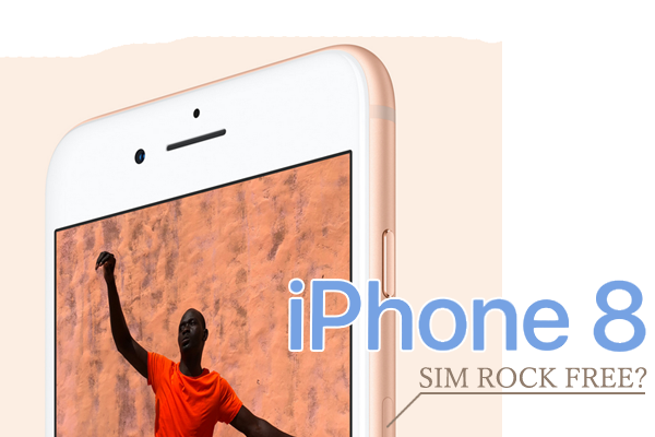 iPhone8はSIMロック解除が不要?