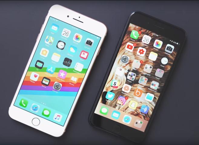 iPhone 8とiPhone 7徹底比較ムービーを公開