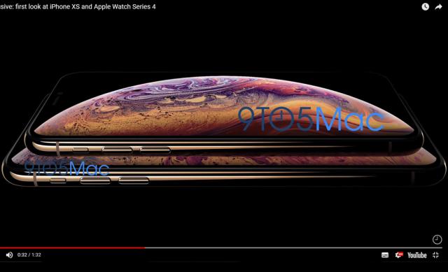 新型iPhone モデル名称は「iPhone XS」「iPhone XS Max」か?