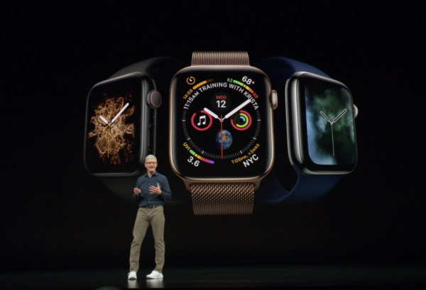 Apple Watch Series 4 本日発売!