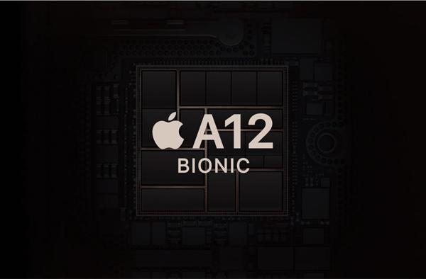 iPhone XRのA12システムチップ