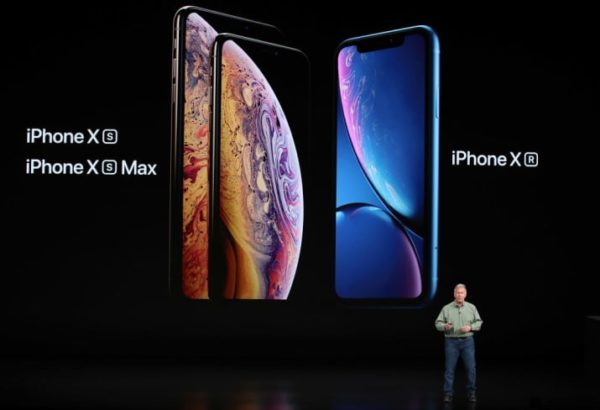 『iPhone XS』『iPhone XS Max』及び『iPhone XR』はオンラインで!