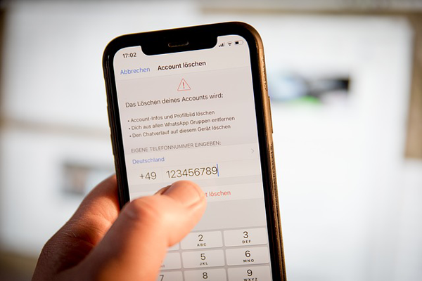 iOS12に違う相手にメッセージが送信される不具合とその解消法