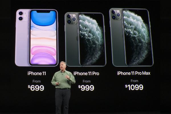 AppleのiPhone 11&iPhone 11 Pro/ProMaxが本日発売!