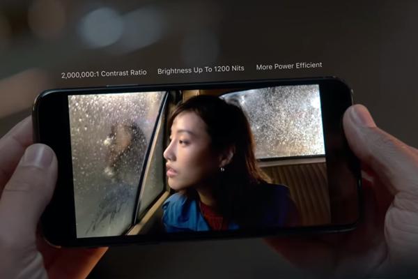 iPhone 11 Proの4Kビデオ