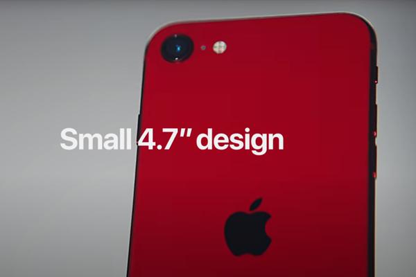 iPhone SE(2nd)のRetina HDディスプレイ