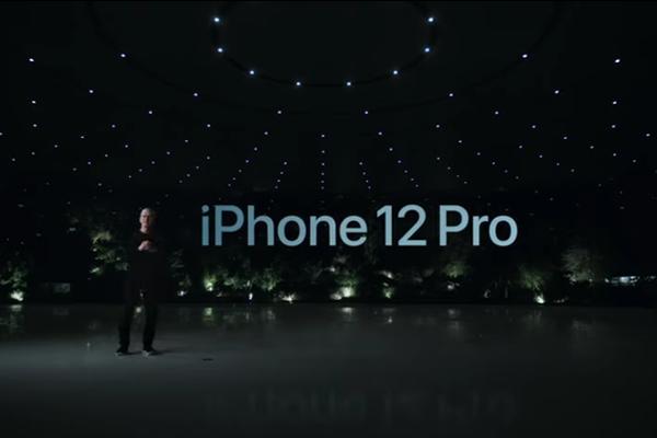 iPhone 12 Pro登場