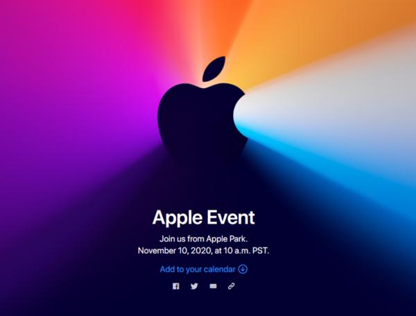 Appleがまたまた『Apple Event』を告知
